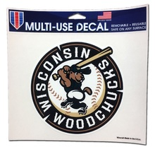 Woodchucks Logo Decal